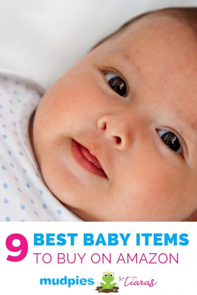 9 best baby items to buy on amazon