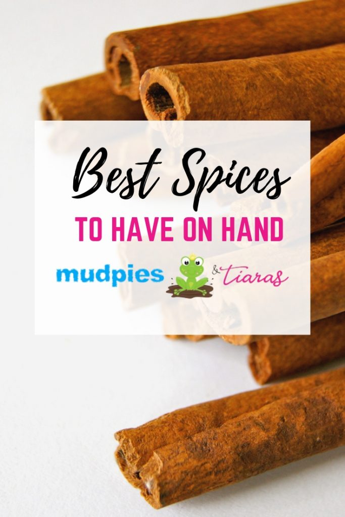 best spices to have on hand