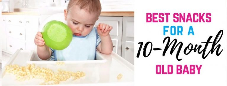 Best Snacks for a 10-Month Old
