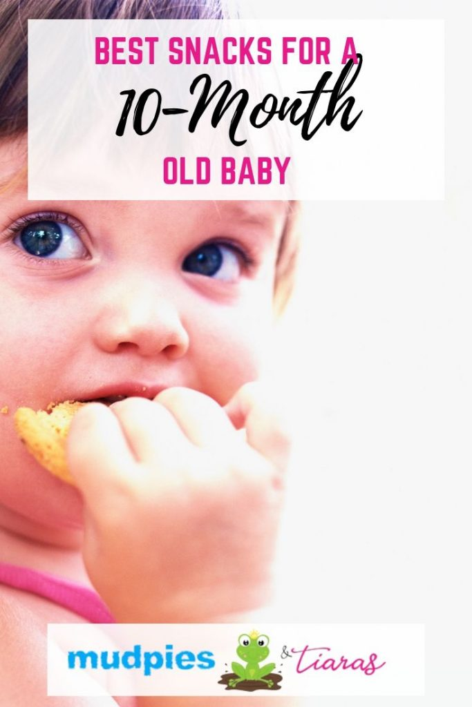 best snacks to feed a ten month old